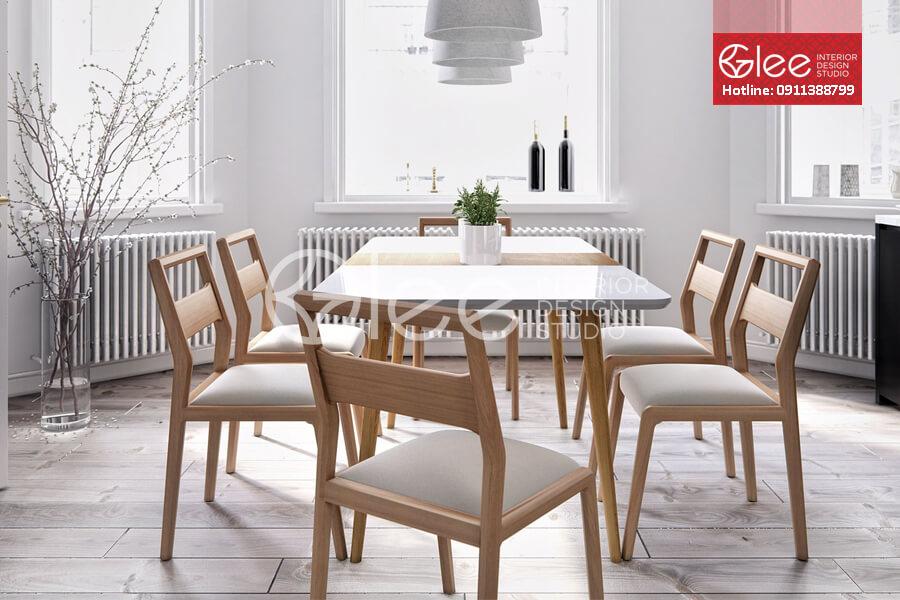 8+ mẫu thiết kế bàn ăn bắt mắt nhất năm 2020