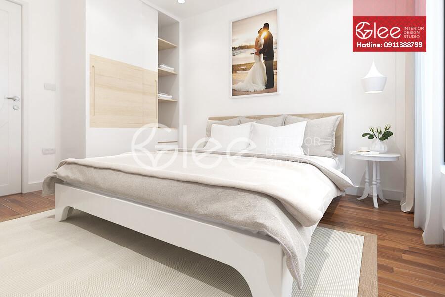 Giường ngủ thiết kế sang trọng